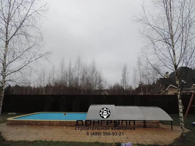 навес для бассейна из поликарбоната3
